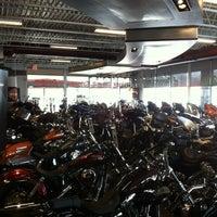 Photo taken at Gateway Harley-Davidson by Mike K. on 2/6/2014