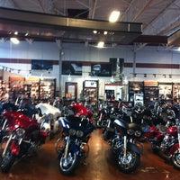 Photo taken at Gateway Harley-Davidson by Mike K. on 6/7/2013