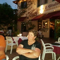 Photo taken at Jack & Giulio's Italian Restaurant by Jerry C. on 10/2/2015