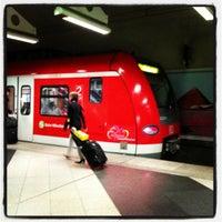 Photo taken at S Flughafen München by 246g.com 1. on 10/26/2012