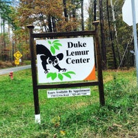 Photo taken at Duke Lemur Center by Jesse T. on 11/10/2015