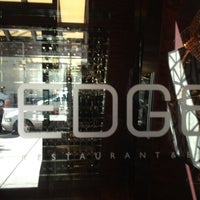 Photo taken at EDGE Restaurant And Bar At Four Seasons Hotel Denver by Tim J. on 10/14/2012