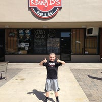Photo taken at Kenny D's by Glen G. on 3/26/2013