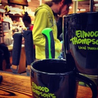 Photo taken at Ellwood Thompson's by Blanchard's C. on 1/10/2014
