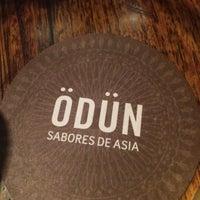 Photo taken at Ödün Restaurante Condesa by Sergio R. on 12/24/2014