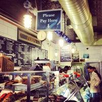 Photo taken at Zucker's Bagels & Smoked Fish by Greg B. on 1/12/2013