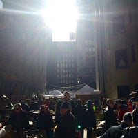 Photo taken at West 25th Street Outdoor Flea Market by John C. on 11/8/2014