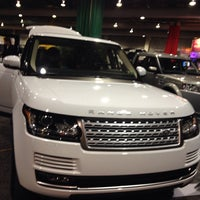 Photo taken at Pittsburgh Auto Show by Bill G. on 2/14/2014
