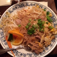 Photo taken at Chanon Thai Cafe by Paul C. on 3/10/2014