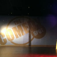 Photo taken at The Comedy Spot by Dawn E. on 8/18/2013