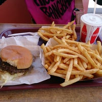 Photo taken at Big Al's Burgers At The Junction by Yuta S. on 6/19/2013
