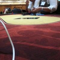 Photo taken at WinStar Poker Room by Phreshmint .. on 7/2/2013