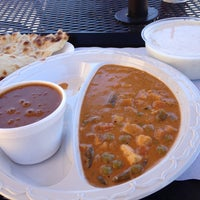 Photo taken at KC's Tandoor by Ana C. on 5/16/2014