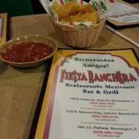 Photo taken at Fiesta Ranchera by Eric H. on 11/2/2012
