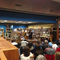 Photo taken at The Booksellers at Laurelwood by finnious f. on 2/22/2014