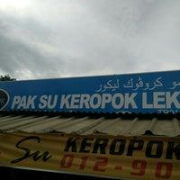 Photo taken at Keropok Lekor Pak Su by Mohd A. on 5/7/2016