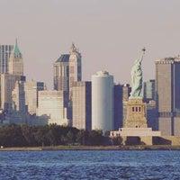 Photo taken at New York by kadir y. on 3/9/2016
