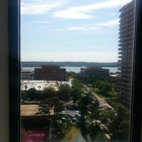Photo taken at Sheraton Suites Old Town Alexandria by Dex W. on 7/29/2013