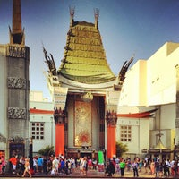 Photo taken at TCL Chinese Theatre by Nathan R. on 3/14/2013