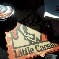 Photo taken at Little Caesars Pizza by Nia M. on 6/2/2013