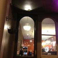 Photo taken at Spencer's Coffee by Sam B. on 2/13/2013