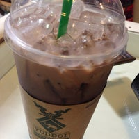 Photo taken at Yoddoi Coffee & Tea by Khanita S. on 10/29/2013