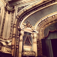 Photo taken at State Theatre by Morgan Z. on 11/24/2012