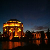 Photo taken at Palace of Fine Arts by Danny S. on 6/11/2013