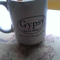 Photo taken at Gypsy Beans and Baking Company by Tim S. on 12/11/2012