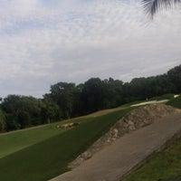 Photo taken at Campo de Golf Playacar by Mel B. on 8/6/2016