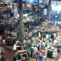 Photo taken at Bass Pro Shops Outdoor World by Séan R. on 3/8/2013