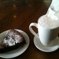 Photo taken at Black Walnut Bakery Cafe by Edward E. on 2/22/2013