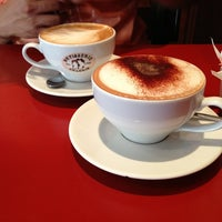 Photo taken at Patisserie Valerie by NicoleFred O. on 7/14/2013