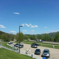 Photo taken at Tennessee Welcome Center — I-40 WB by Shawn D. on 4/18/2013