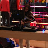 Photo taken at Gap by Daisy on 12/6/2012