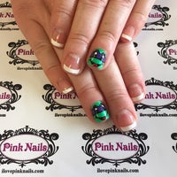Photo taken at Pink Nails by Pink N. on 6/2/2015
