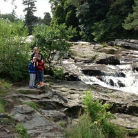 Photo taken at Monachyle Mhor by Gerry M. on 8/17/2013