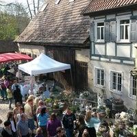 Photo taken at Eselsmühle by Stefan L. on 4/13/2014
