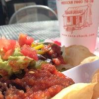 Photo taken at Taco Shack by Tara B. on 3/13/2013