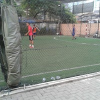 Photo taken at De Futsal by Wachidin M. on 9/7/2013