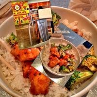 Photo taken at Tin Drum Asian Kitchen by Ki T. on 9/26/2013