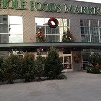 Photo taken at Whole Foods Market by Ki T. on 12/6/2012
