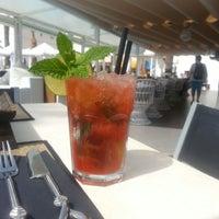 Photo taken at La Jacaranda Lounge Ibiza by Mario F. on 5/21/2014