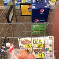 Photo taken at Food 4 Less by Nathalie on 10/16/2012