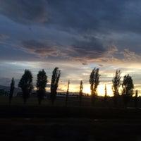 Photo taken at San Mateo Atenco by Alex Iván Z. on 3/20/2016