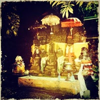 Photo taken at Pura Luhur Candi Narmada Tanah Kilap by MammaSitta on 1/3/2014