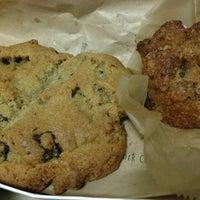 Photo taken at Birdbath Neighborhood Green Bakery by Gia♡ K. on 1/19/2013