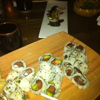 Photo taken at The Cultured Pearl Restaurant & Sushi Bar by Margarita K. on 10/15/2012