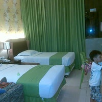 Photo taken at Pohon Inn Hotel by Chece S. on 11/18/2012
