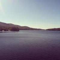 Photo taken at Long Lake by Jackie on 10/12/2013